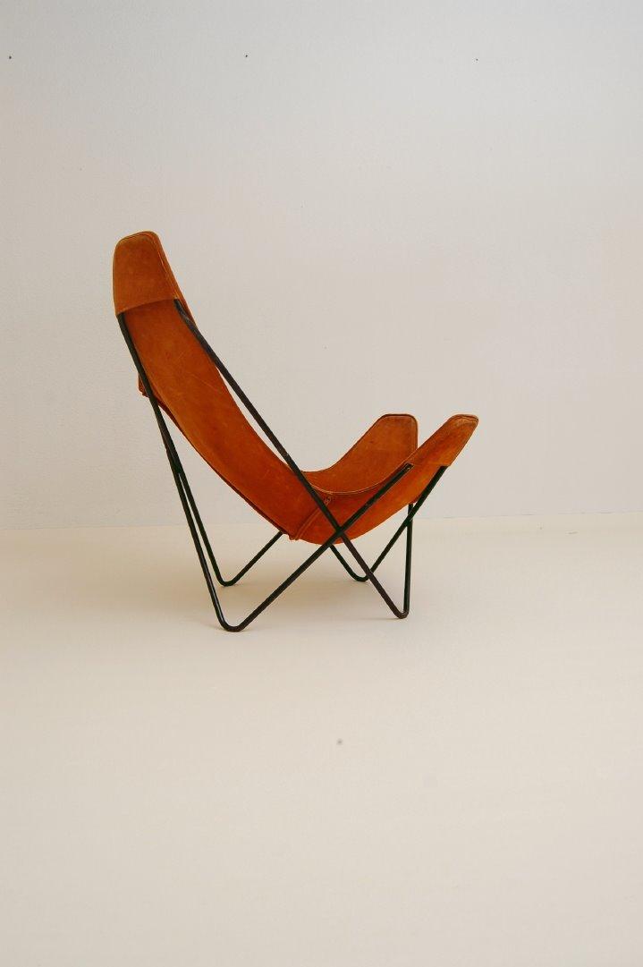 butterfly-ferrari-hardoy-knoll-international-suede-leather-easy ...