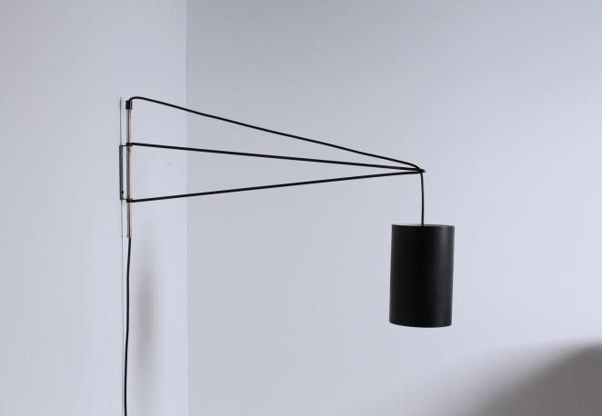 Modern Wall Lamp Design : indoor-wall-light-minimal-modernist-modern-dutch-design-fifties-1