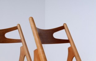 hans-wegner-carl-hansen-teak-plywood-saw-buck-sawbuck-danish-vintage-design-4